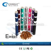 beautiful design top seller e cigarette starter kit, Cigreat wholesale, e-cigarette, better than mini ego, twist ce4