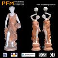 china material hermoso jardín de estatuas y esculturas