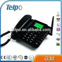 Bajo- costo identificador de llamadas de telefono con cable