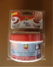 5 finger Nail Soakers Polish Remover Acrylic Set 2 Way Artificial Nail Removal