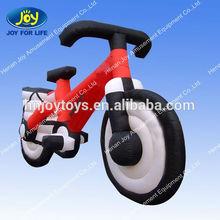 Custom design inflatable model, inflatable bicycle model, inflatable model