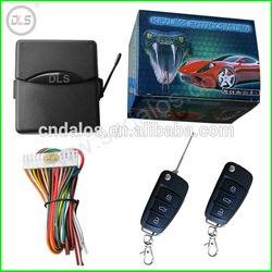 Cheapest & high quality car keyless Entry system/ flip key remote control keyless entry system