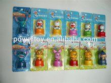Top quality designer plastic toys stamp