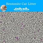 White bentonite cat litter,bulk cat litter,100% sodium bentonite cat litter