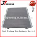 china fabrico de ar de refrigeração da placa e barra de transmissão do trator com óleo de lager propagadordecalor superfície