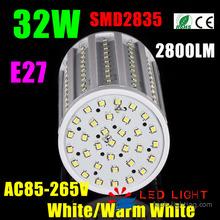 high lumens smd 2835 e40 led corn light bulb 15w 20w 25w 30w 360 degree lighting