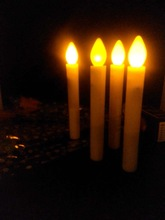 sound motive led candles voice motive led candles