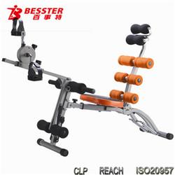 BEST JS-060SB SIX PACK CARE PRO mini max exercise equipment