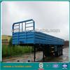Chengda brand cargo box side wall semi trailer