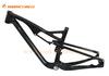 2014 27.5er full carbon suspension mtb frame bicycle carbon 27.5er mtb carbon bike frame
