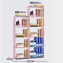 FS modern book rack designs study room furnitrue