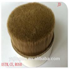 buying plastic golden color pet solid paint brush filament