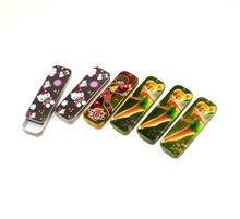 popular attractive slide candy tin box