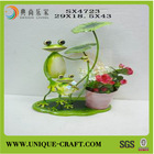 new product alibaba china supplier home decor garden heart shaped flower pot