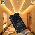 2014 venda quente produtos de cinco zonas de rf de madeira luz reóstato para 12v luzes led