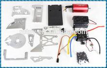 E-baja converson kits (oil rc car change to electric rc car)