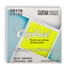 acoustic guitar strings coating strings of 12 string acoustic guitar