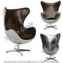 original aluminum egg chair