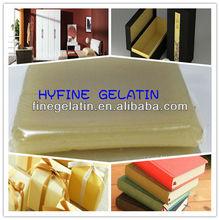 animal adhesive glue/jelly glue for case maker machine