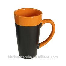 KC-347 new design hot-sale giraffe ceramic mug with customized printing