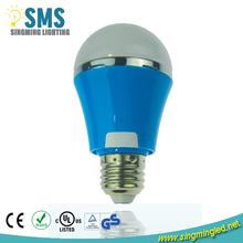 2014 NEW Design,Super Brightness 230v E27/E14 3W LED Bulb Light Fixture