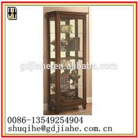 modern design leisure Decorate Curio Cabinet Wholesale