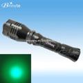b48 feixe de longa distância cree xpg r5 caça arma acessório led verde lanterna de caça