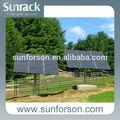 Caliente la venta de ahorro de energía del panel solar soporte de montaje