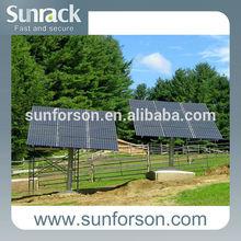 Hot sale energy saving solar panel mounting bracket