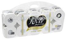 Custom napkin tissue paper jumbo roll plant