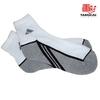 SPS-14 Hot Sale 2014 Comfortable men socks custom logo sport socks with half terry