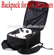2014 fashion Backpack bag for DJI Phantom 2 Vision+ FC40 GPS RC drone Quadcopter FPV Camera VS aluminum case Free shipping Hot