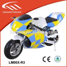 mini motorcycle 49cc kids pocket bike with 49CC engine CE and EPA