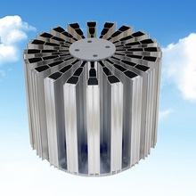 High Power LED Aluminum Extrusion Heat Sink