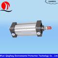 cilindro de ar compacto atuador pneumático