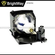 Projector lamp for Hitachi CP-HX990 / CP HX990 Bulb Part No. DT00701