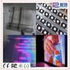 APA leds SMD5050 transparent flexible p16 led video screen
