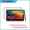 New Android 4.4 Kitkat 16GB Tablet PC 10 inch Quad Core Allwinner A31S,External 3G Modem,Keyboard,Mouse,U disk