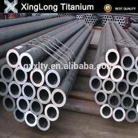 best price and high quality asme sb 338 grade 2 seamless titanium tubes