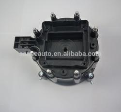 New Black Ignition Distributor Cap Caps Fit For Chevrolet GMC C20 C30 K10 Impala