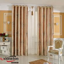 High Quality Cheap silk effect curtains