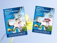 High glossy photo paper /RC photo paper /fuji photo paper
