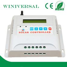 30A solar tracking control module 12v/24v solar charge controller mini solar charge controller