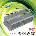 led strip 12v dc12v IP67 200W 16.5A led driver and power supply 12v led lamp high power CE RoHs FCC free shipping