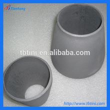 "Baoji Tianbang Manufacturers Low Price ASTM B363 NPS 3"" SCH.10S Gr2 Titanium Concentric Reducer"