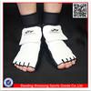 Martial arts taekwondo protective gear WTF taekwondo foot protector
