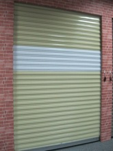 Wholesale Price House Designs Top Rolling Shutter Doors from China Factory