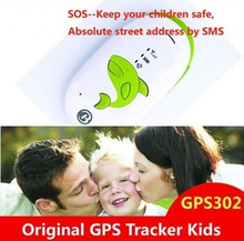 """Kids Portable GPS Tracker """"Whal-e"""" - Real Time Tracking, Geo-Fencing, SOS Phone"""