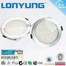 CRI >80 PF 0.9 ultra slim led cabinet downlight natural white 4000-4500K