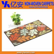Anti-slip non-woven hotel shower mat